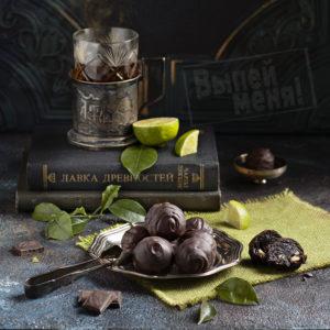 """Конфеты """"Чернослив в шоколаде"""""""