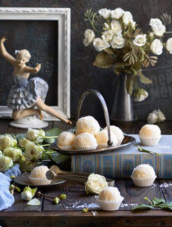 """Домашние конфеты """"Рафаэлло"""""""