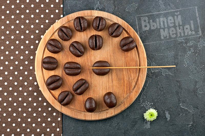 печенье с кофейным ликером