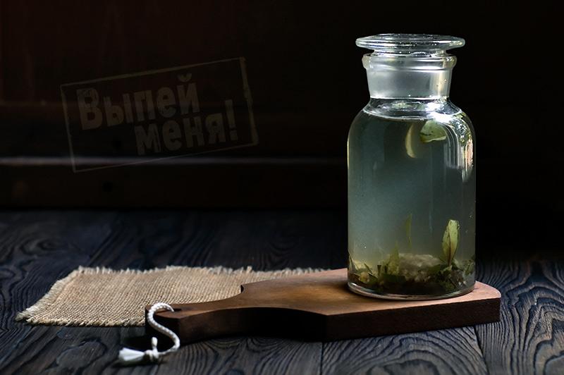 настойка лаврового листа на водке
