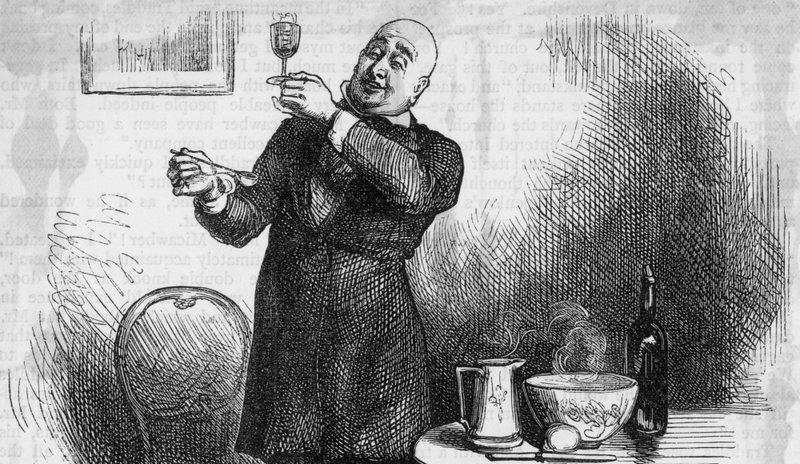 пунш - напиток английских аристократов