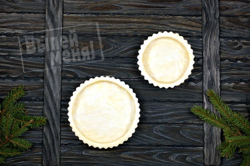 сливовый пирог с коньяком рецепт