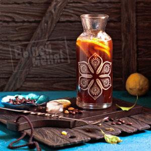 кофейный лимонад, рецепт