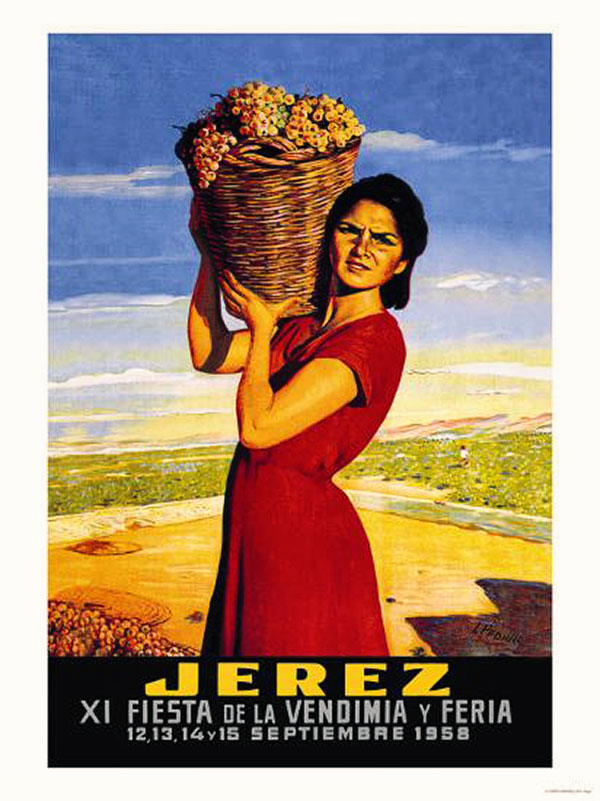 херес, крепленые вина