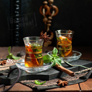 марокканский чай, рецепт