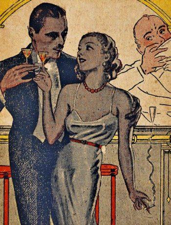 рецепты крепких коктейлей