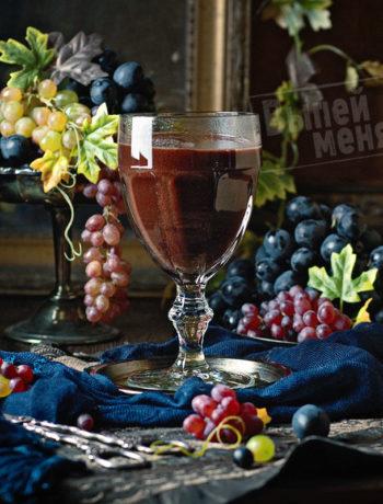шоколадное вино Джон Нотт, рецепт