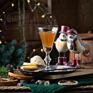 джинджерчелло, имбирьчелло, имбирная водка, имбирный ликер