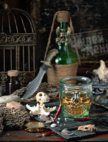 пиратский рецепт настойки рома с имбирем и жгучим перцем