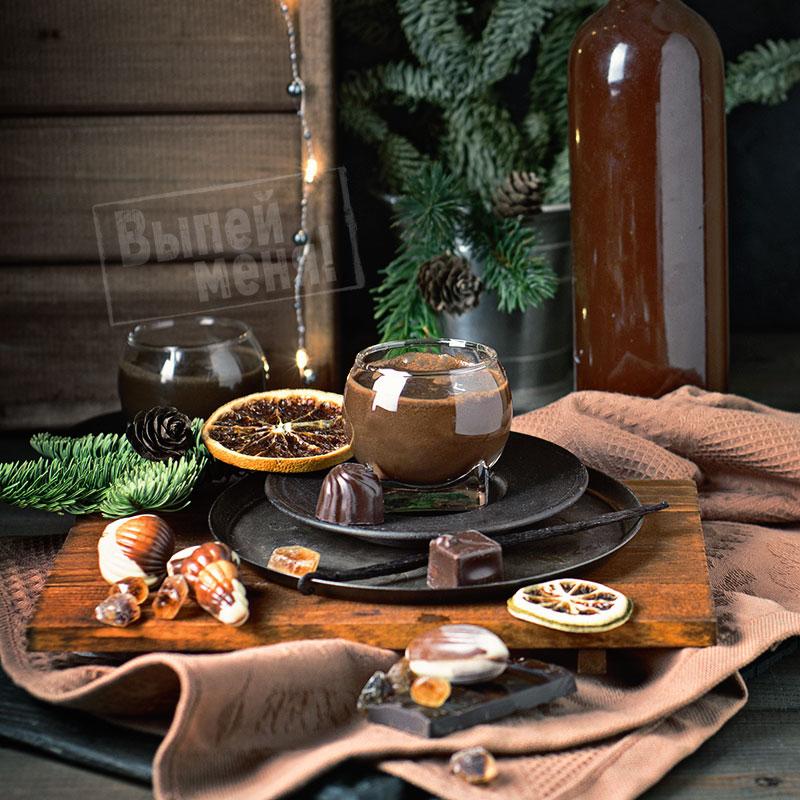 сочетание алкоголя с шоколадом
