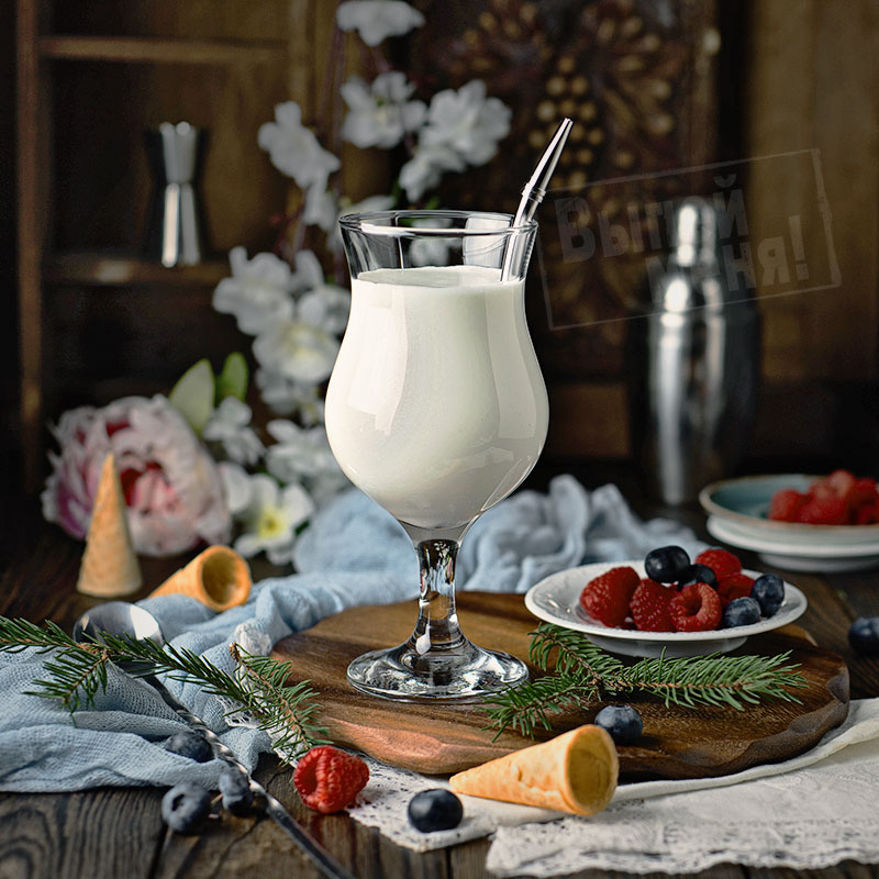 рецепты молочного коктейля