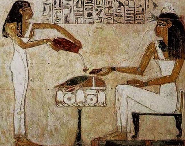 древнеегипетское пиво хекет