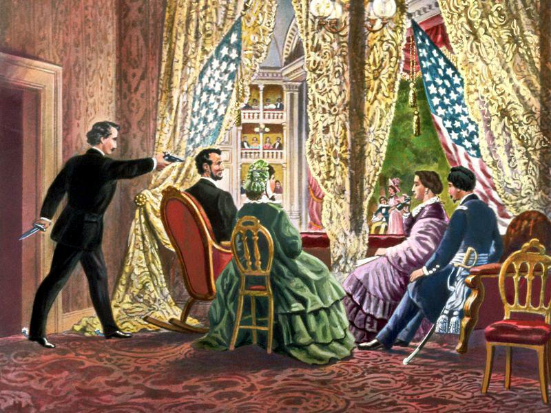 убийство президента Линкольна