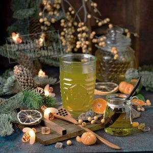 безалкогольные напитки с медом и лемоном