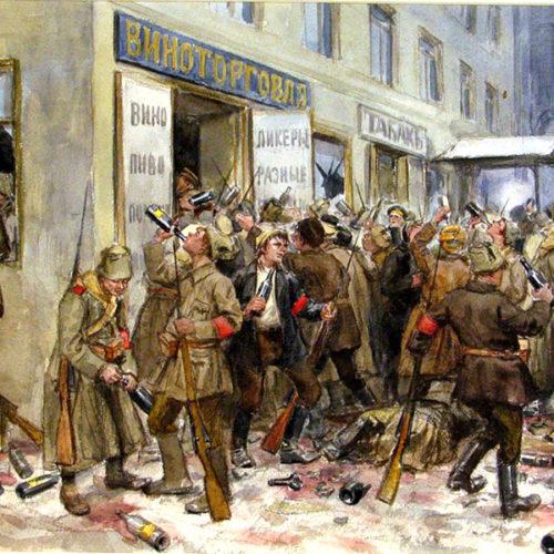 Как алкоголь влиял на историю