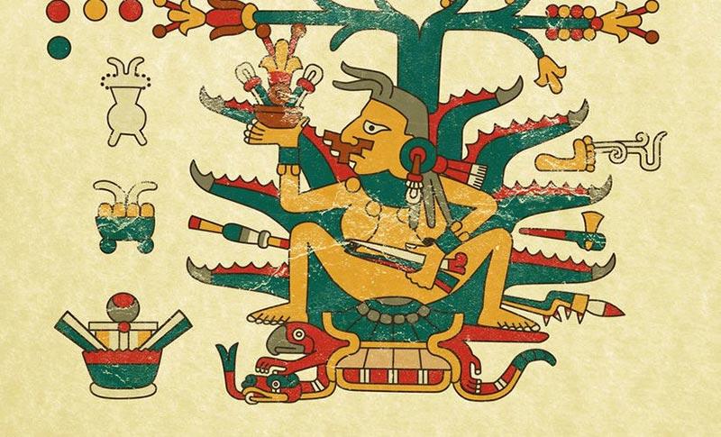 ацтекская богиня спиртного напитка пульке